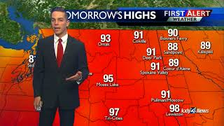 Forecast Focus for August 21