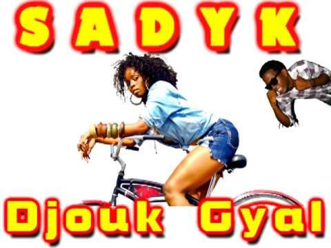 SaDyK Way Way Djouk Gyal Djouk Gyal Riddim (Sex On The Beach) 2K11