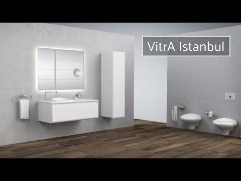 VitrA Designer Istanbul Range