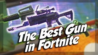 THIS IS THE BEST GUN IN FORTNITE (Fortnite Battle Royale)