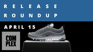 "Air Max 97 ""Silver Bullet"" and More 