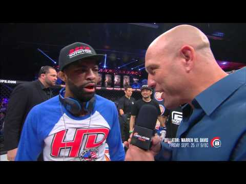 Bellator MMA: Foundations with LC Davis