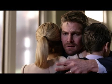 Oliver and Felicity - Take me home [6x21]