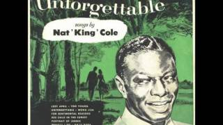 "The Nat King Cole Trio  ""A Portrait of Jennie"""