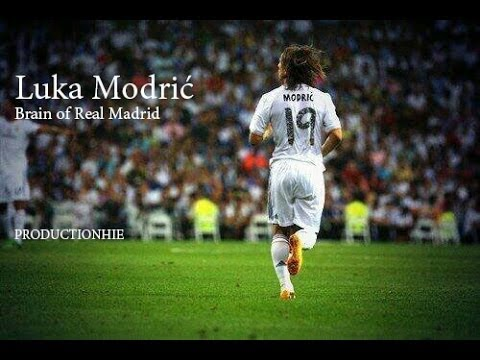 Luka Modrić -The Brain of Real Madrid HD
