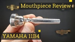 Review: Trumpet Mouthpiece - Yamaha 11B4 - good for beginners?
