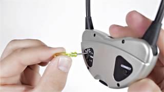 Produktvideo zu Funk-Kopfhörer Humantechnik Swing Digital Toslink