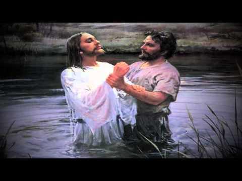 Chúa Jêsu Chịu Phép Rửa