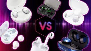 Qual o melhor fone sem fios estilo Airpods? | Comparativo de 5 fones