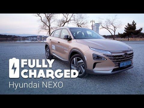 Hyundai NEXO | Fully Charged