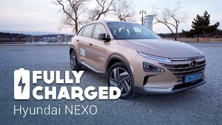 Hyundai NEXO | Fully Charged