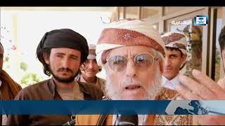 قبائل مديرية نهم تدعو لمواجهة الحوثي ودعم الشرعية