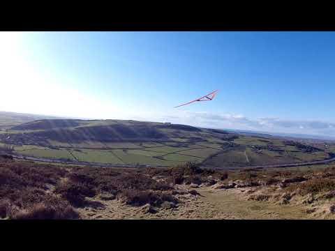 Trinitus 3.2m RC glider
