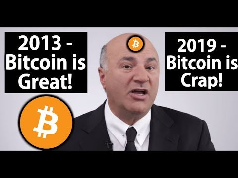 BITCOIN & Crypto Deception by Shark Tank's Kevin O'Leary - BTC Hash