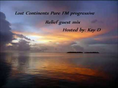 Relief Guest Mix - 16 jan 2014 Lost Continents Pure FM