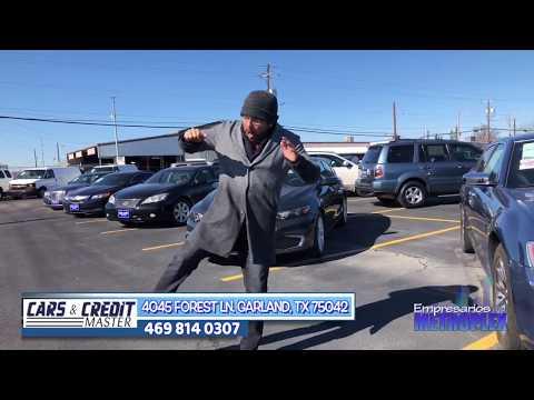 Cars and credit master en Garland, Tx