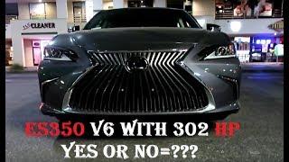 2019 Lexus ES///Amazing Luxury Family Sedan !!! The Best ES Ever Made?!