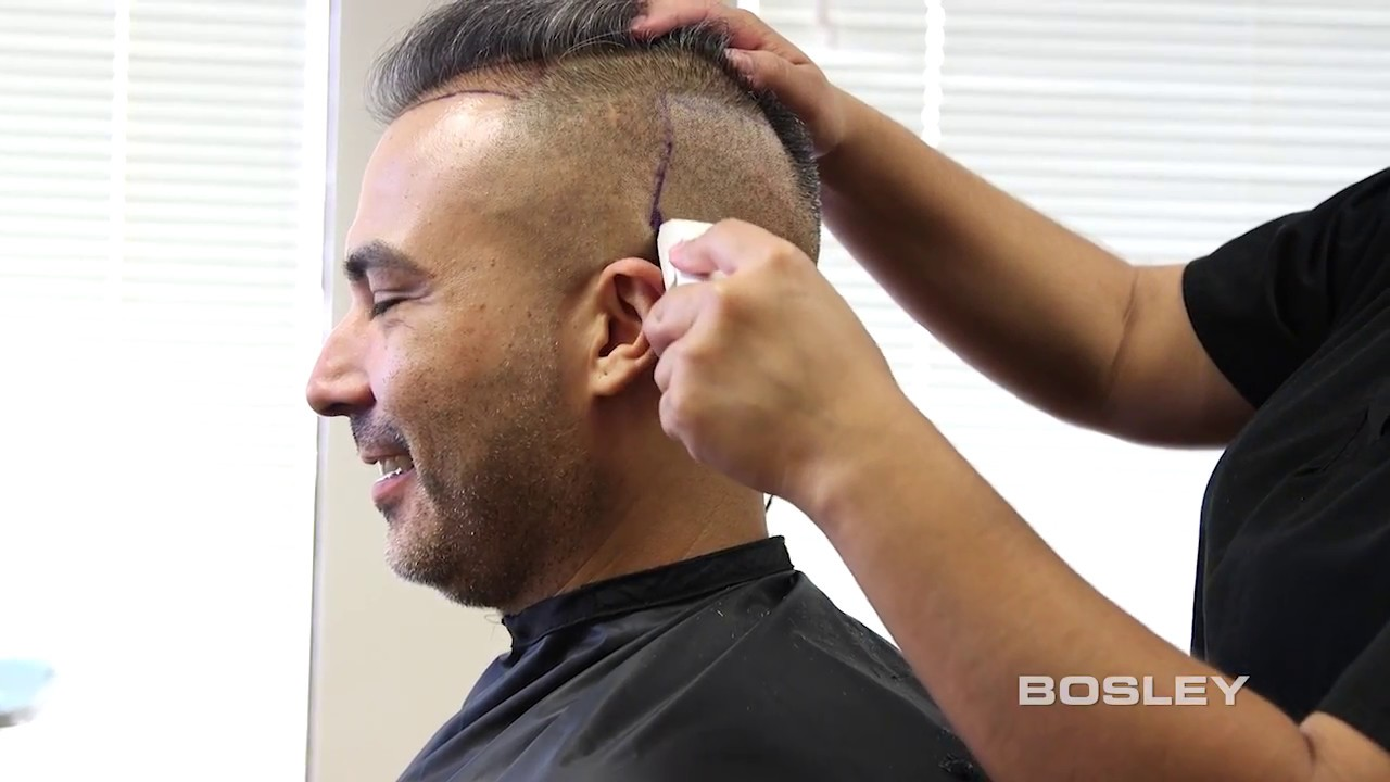 Bosley Commercial Your Hair 2014 Youtube