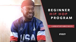 """10 Minute Beginner Daily Hip Hop Dance Tutorial With Jade """"Soul"""" Zuberi   Only On STEEZY.CO"""