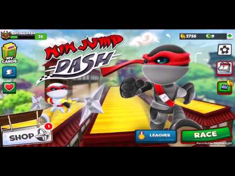 Nin Jump Dash:multiplayer Race #2