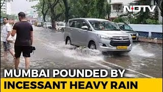 In Mumbai Heaviest Rain In 24 Hours In A Decade 16 Dead Holiday Today