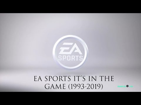 EA SPORTS IT'S IN THE GAME (1993-2019)