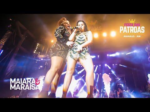 Baixar Sem Tirar A Roupa   Maiara & Maraisa   DVD Festa Das Patroas Manaus/AM - 2017