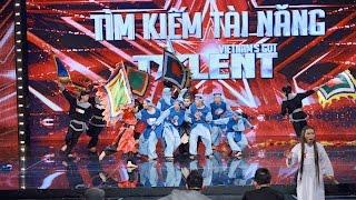 vietnams got talent 2016 - tap 5 - hat va mua phu hoa - vu quoc thang