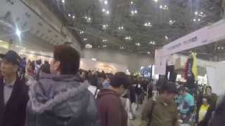 Anime Japan Expo in Tokyo Big Sight