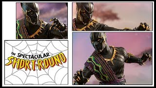 Hot Toys - Toy Fair Exclusive Black Panther T'Chaka Review