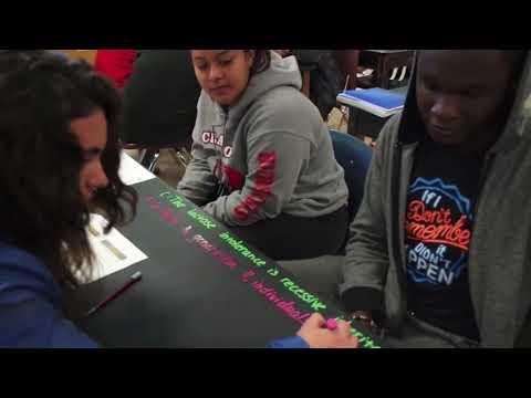 Northeast High 2018 Follett Challenge