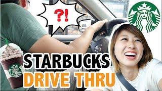 夫がスタバのドライブスルーに挑戦!〔#632〕【🇺🇸横断の旅 47】 thumbnail