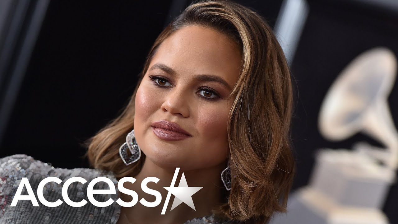 Chrissy Teigen Sobs While Reading Condolence Letters From Fans