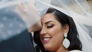 Beautiful Winter wedding in Ohio \\ Madison + Ryan Tease