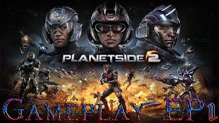 PlanetSide 2 - Gameplay ITA - Le Basi! EP1