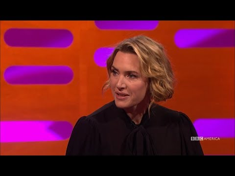 Kate Winslet Recalls Meeting the Queen of England  The Graham Norton