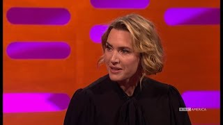 Kate Winslet Recalls Meeting the Queen of England - The Graham Norton Show