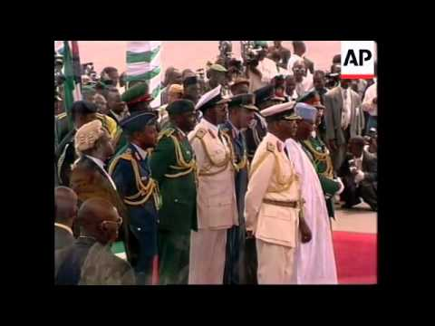NIGERIA: PREPARATIONS FOR 40TH INDEPENDANCE DAY