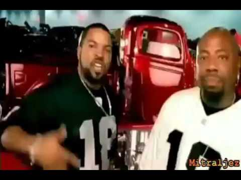 Ice Cube ft.WC & Mc Ren - Chrome And Paint