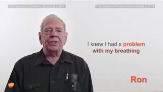 Ron: Living with COPD