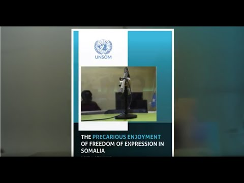 Freedom Of Expression in Somalia