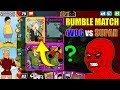 This Game CHEATS! (RUMBLE GAMEPLAY) | Animation Throwdown