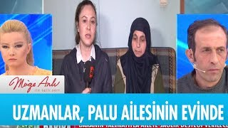 Sosyal Hizmetler Müdürlüğü yetkilileri konuşuyor  - Müge Anlı ile Tatlı Sert 7  Ocak  2019