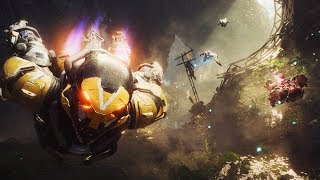19 Minutes of Anthem Gameplay (with Developer Commentary) in 4K
