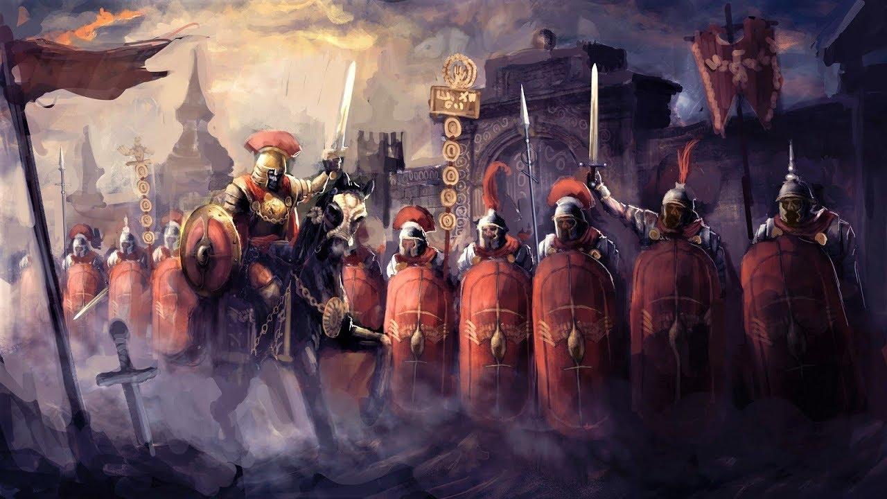 Christian Fall Desktop Wallpaper Epic Roman Music Battle March Youtube