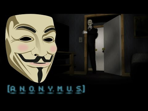 A.N.O.N.Y.M.U.S. Let's Play || The Hacker War!