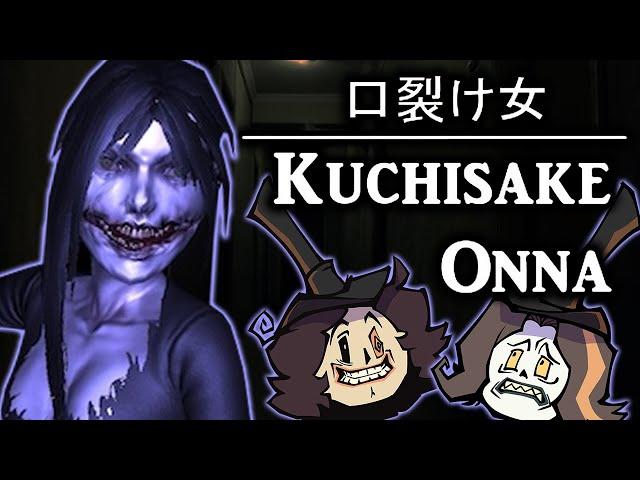 Kuchisake Onna - Ghoul Grumps : Nightmare Before Xmas