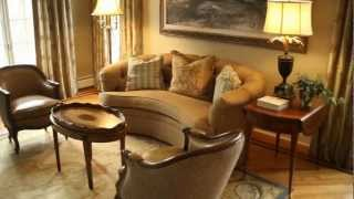 A parlor fit for a Francophile - Thank God I Hired a Designer Video Thumbnail