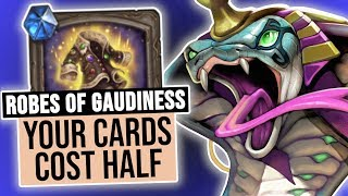 FINALLY Beating Ch. 5 With Shaman?! | Heist Ch. 5 | Rise of Shadows | Hearthstone