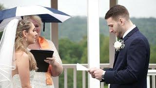 Jordan & Alexandra - 8.18.17 | Beautiful Vows Between Bride & Groom Will Make You Cry
